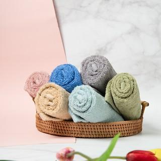 Khăn mặt cotton cao cấp,khăn lau mặt hàn quốc sang trọng kích thước 30x50-Nam Đô-21600 thumbnail
