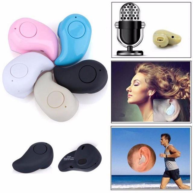 Tai nghe nhét tai Bluetooth NaNo S530 mini loại 1