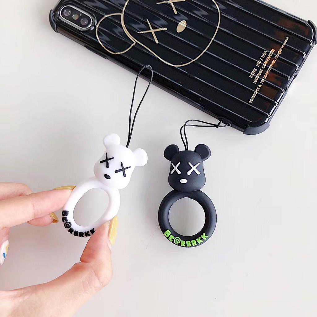 Đồ đựng đồ dùng hình gấu Pikachu bằng silicon