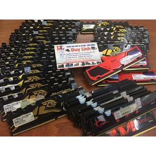 Ram 4G DDR4/2133 gskill tản lá và tản thép các loại