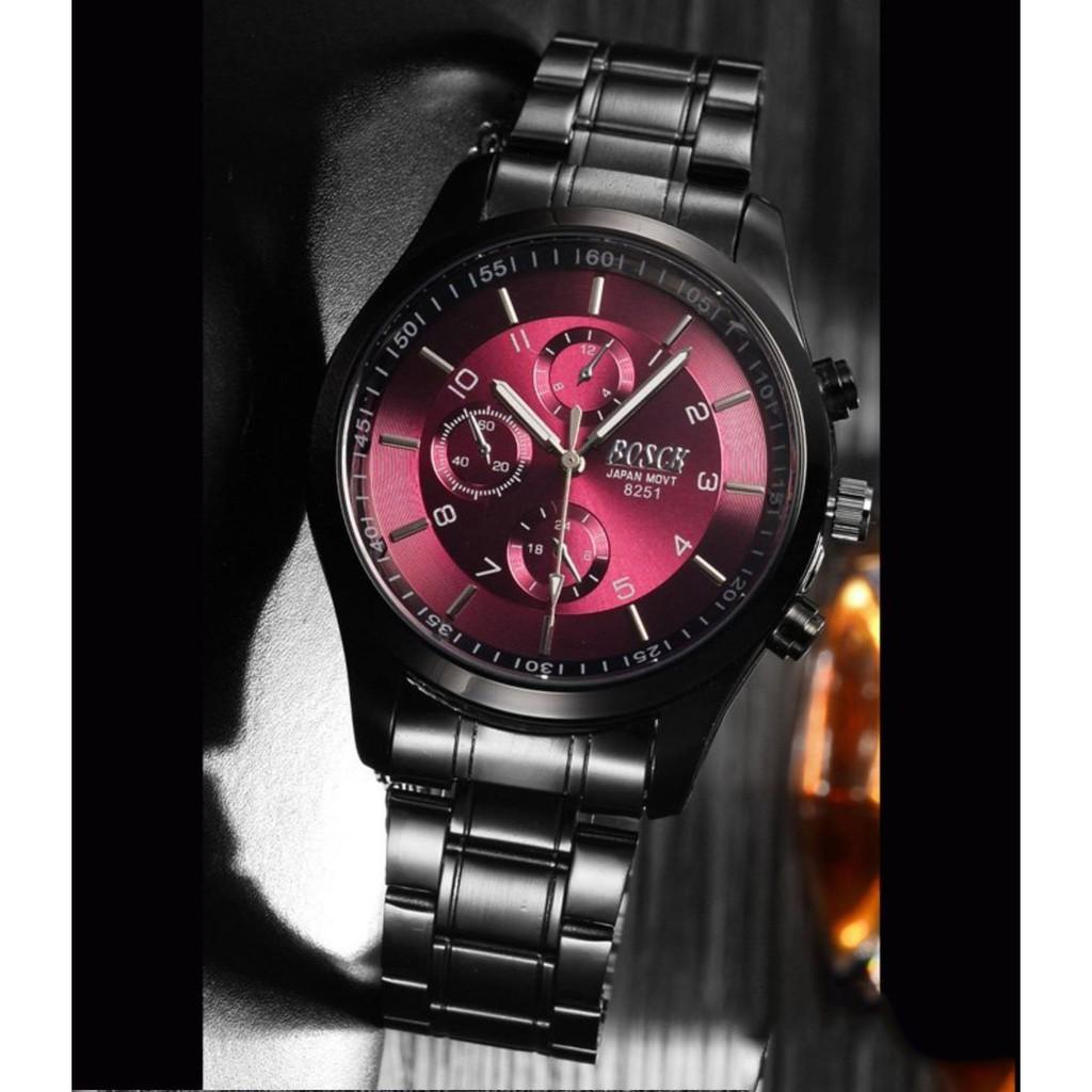 Đồng hồ nam Bosck 017 - hàng chính hãng