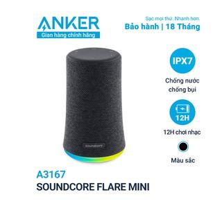 Loa Bluetooth SoundCore Flare Mini 10w (By Anker) - A3167