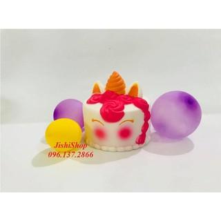 (thegioidochoi127) đồ chơi SQUISHY BÁNH KEM MỌC SỪNG KHỔNG LỒ ( hàng sẵn có )- đồ chơi dễ thương cho trẻ goood Evăn