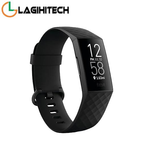 Đồng Hồ Thông Minh Fitbit Charge 4 - Chính Hãng Fitbit - Bảo Hành 12 Tháng (1 đổi 1)