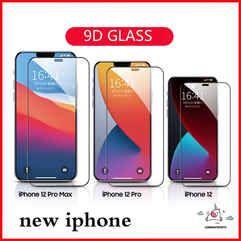 Kính Cường Lực 9h Bảo Vệ Toàn Màn Hình Dành Cho Iphone 6 6s 7 8 Plus 12 11 Pro Max Iphone X Xr Xs Max