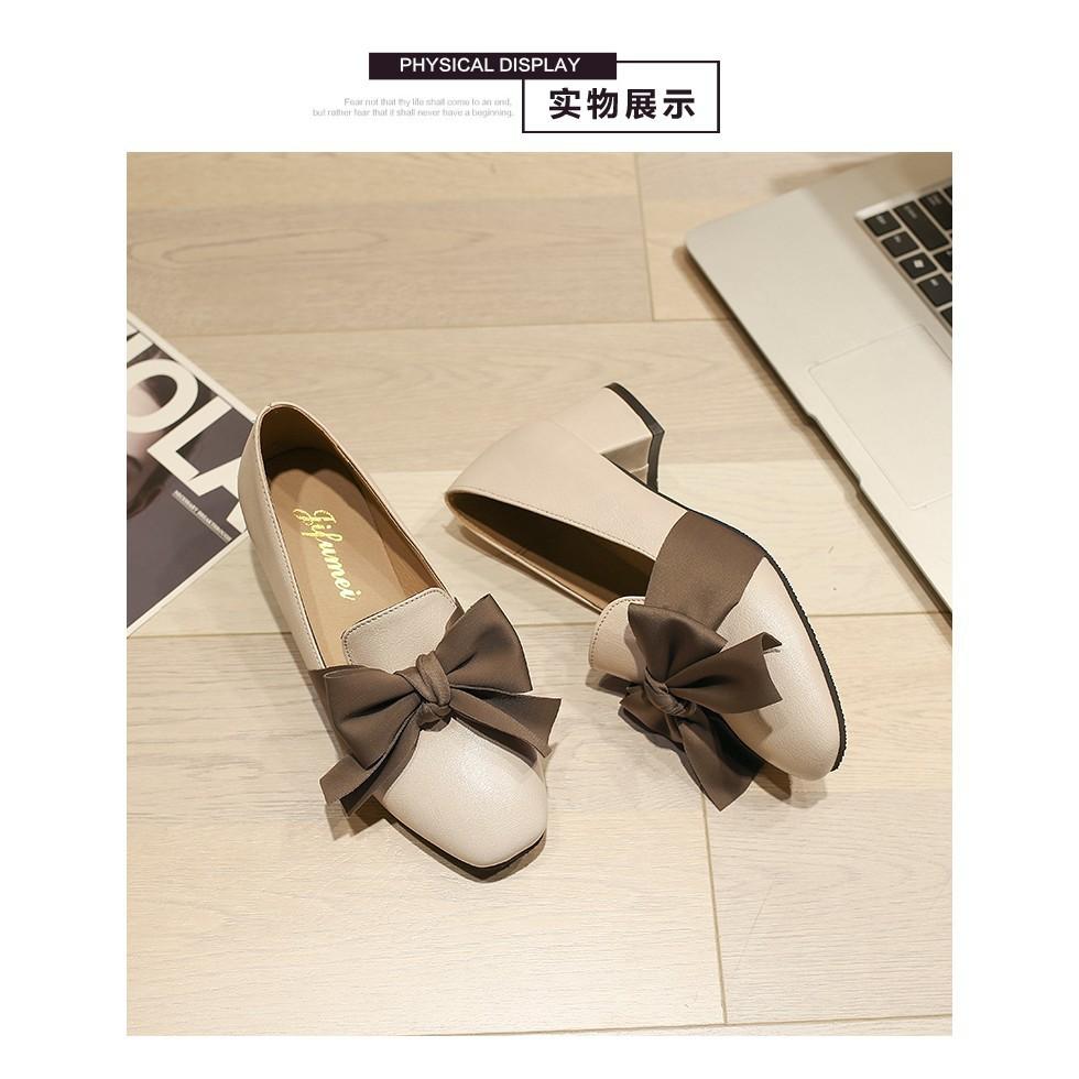 Giày Nữ 3CM mã P4 Phong Cách Hàn Quốc ( 50k FREESHIP)
