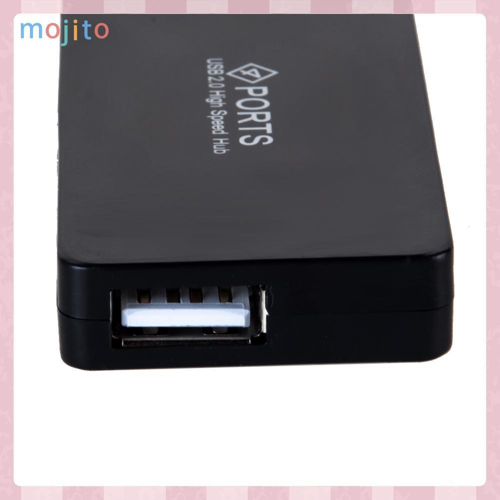 Bộ Chia 4 Cổng Usb 2.0 Tốc Độ Cao Cho Pc Laptop