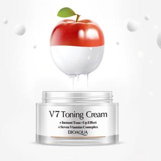 Kem Dưỡng Trắng Da V7 Toning Light Của Bioaqua Cho Da siêu mịn thumbnail