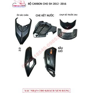 💥BỘ CARBON SH 2012-2016💥 (GIÁ LẺ TỪNG MÓN)