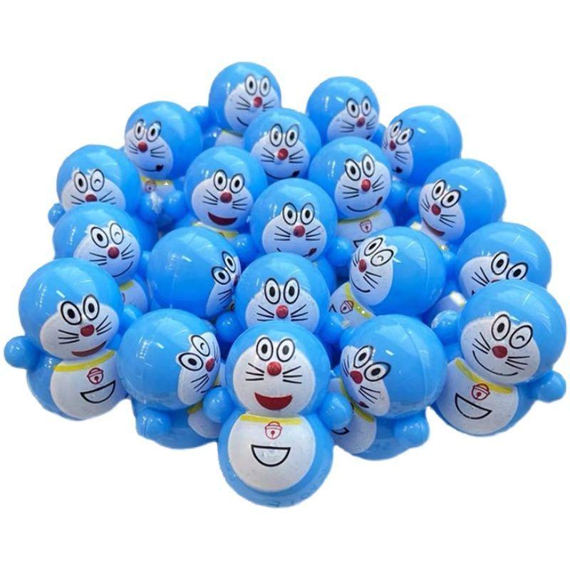 Đồ Chơi Lật Đật Hình Doraemon Mini Dễ Thương Cho Bé