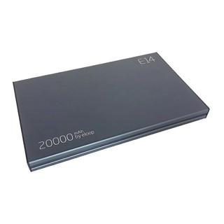 Pin sạc dự phòng ELOOP E14 20.000 mAh Đen