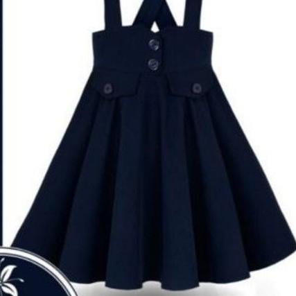 váy  yếm 2 day  Y003