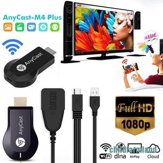Thiết Bị Nhận Tín Hiệu Wifi Anycast M4 Plus Hdmi Dongle Tv Dlna 1080p