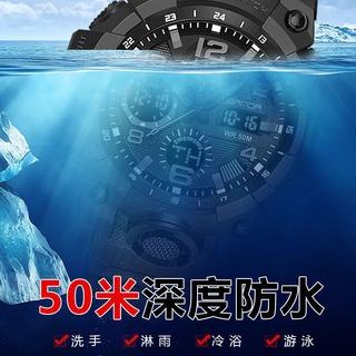Đồng Hồ Điện Tử Dạ Quang Đa Năng Chống Thấm Nước Z16R Cho Nam Sinh