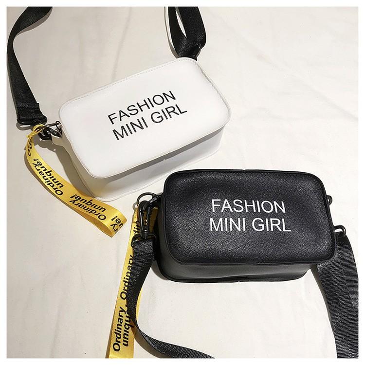 Túi đeo chéo nữ mini girl thời trang EMIBE43