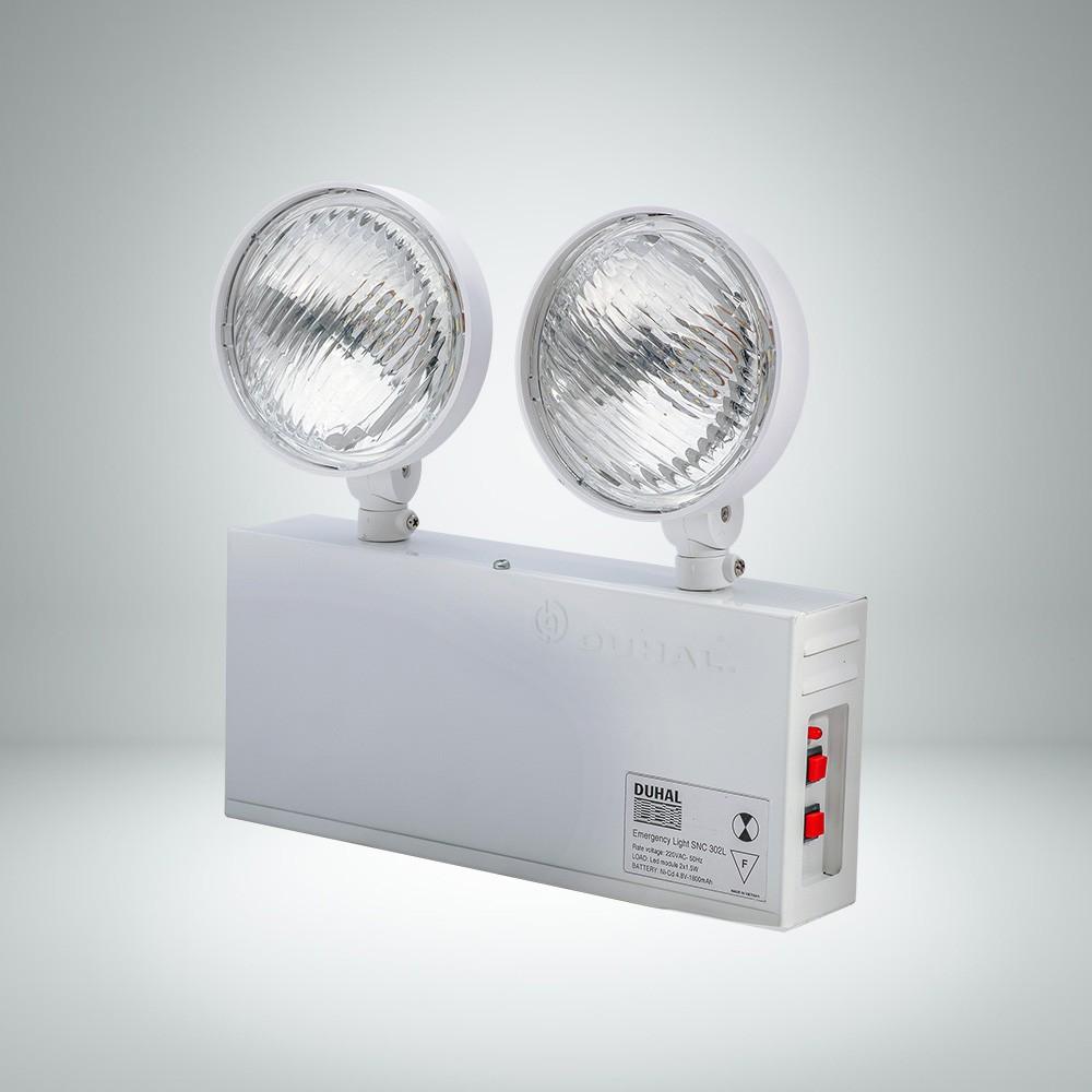 Đèn chiếu sáng khẩn cấp LED 3w Duhal
