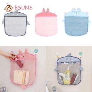 BSUNS Home Folding Baskets Eco-Friendly Shower Bath Tub Toy Bag