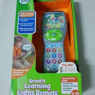 Đồ chơi remote cho bé học số và hình dạng