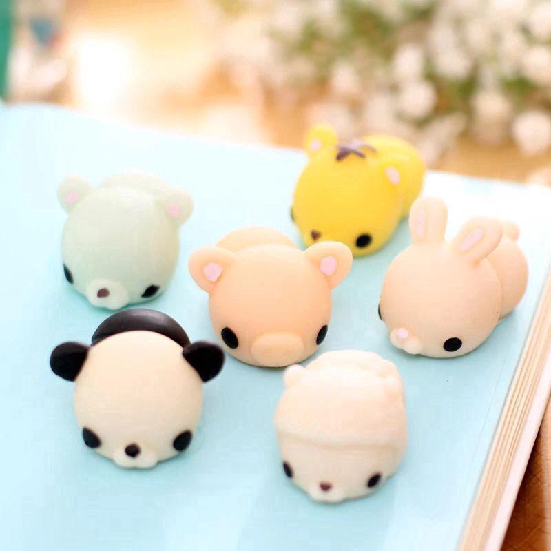 Mochi Animal Soft Squeeze Stretch Squishy Kids Toys