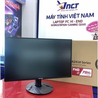 Màn hình 24 inch Viewsonic VA2418 - Công Nghệ IPS - Bảo hành 24 tháng thumbnail