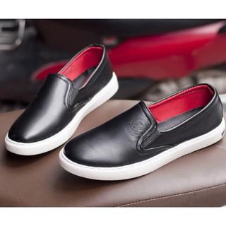 [ ẢNH CHỤP THẬT ] Giày slip on nam đẹp – Giày thể thao nam – M498