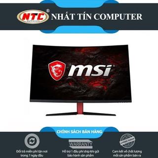 Màn hình máy tính LCD 31.5inch cong tràn viền MSI Optix AG32CQ chuẩn 2K 144Hz RGB (Đen) thumbnail