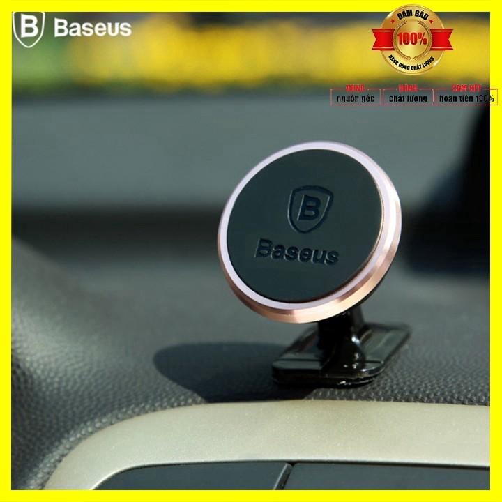 Giá đỡ điện thoại hút nam châm trên ô tô nhãn hiệu Baseus SUGENT-NT - Bảo hành hành 6 tháng