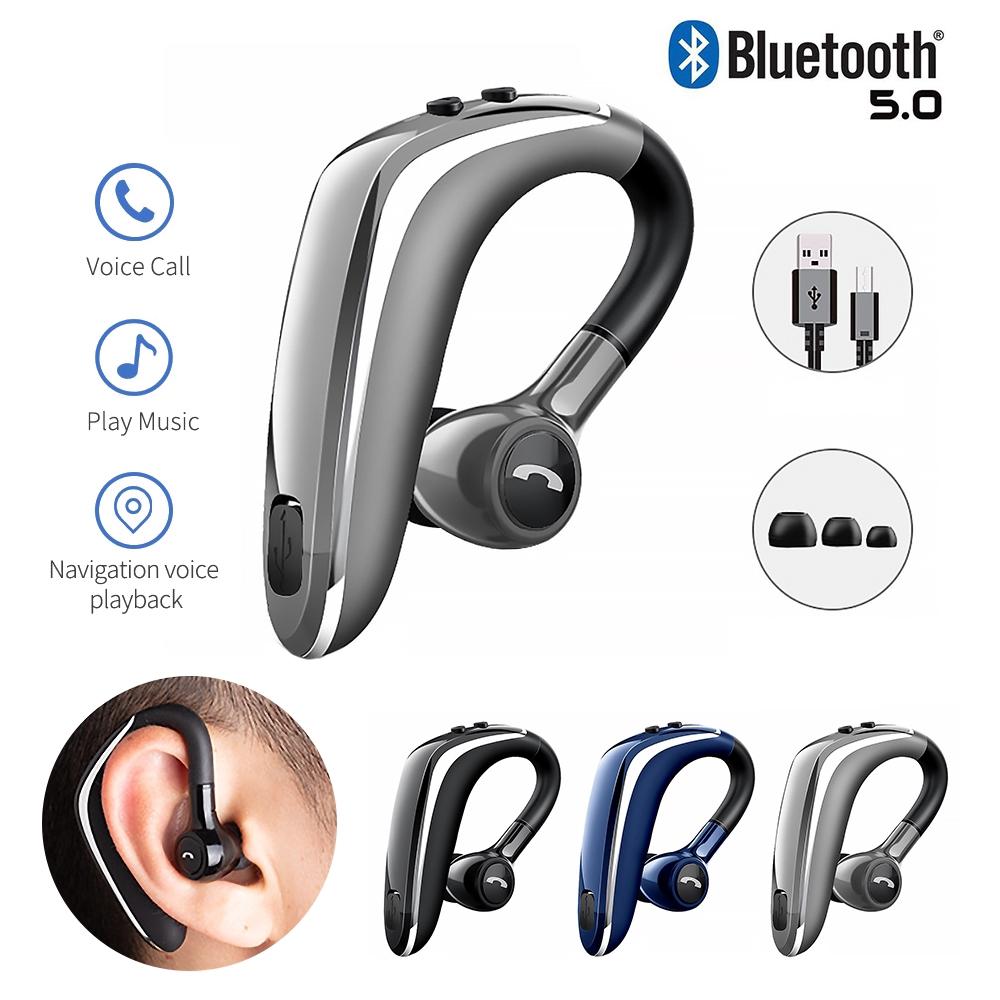 Tai Nghe Treo Vành Tai Kết Nối Bluetooth Không Dây 5.0 X10