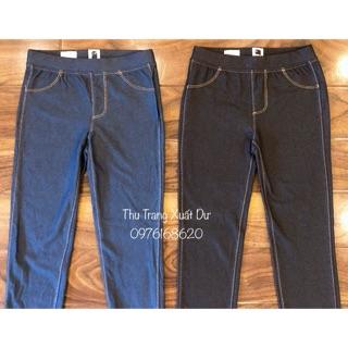 Quần Tregging Jean 2 màu Gapkid