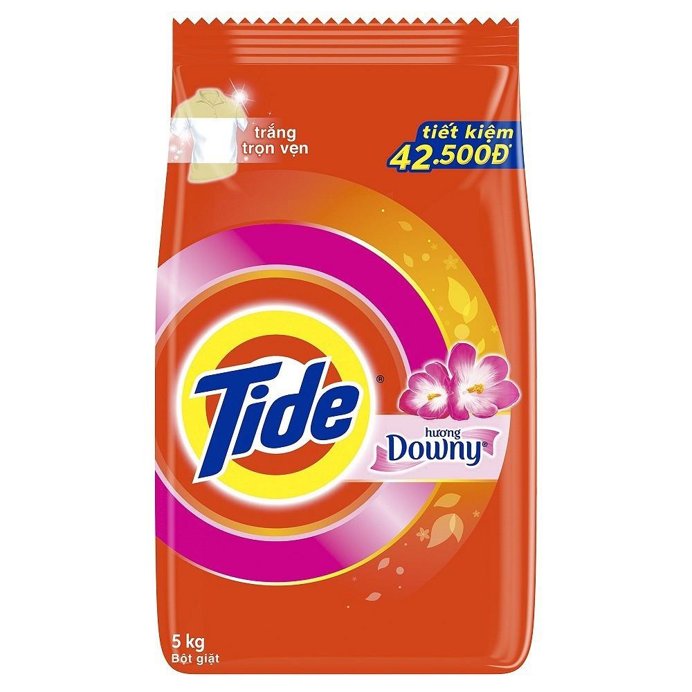 Bột giặt Tide hương Downy 5kg - 3129029 , 1196416606 , 322_1196416606 , 151000 , Bot-giat-Tide-huong-Downy-5kg-322_1196416606 , shopee.vn , Bột giặt Tide hương Downy 5kg