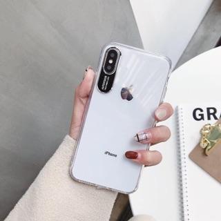 Ốp lưng Iphone x Xs xsmax trong không vàng chính hãng