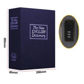 Két sắt quyển từ điển ngụy trang Booksafe V.3 Asam thumbnail