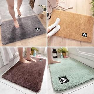 Yêu ThíchThảm chùi chân phòng khách nhà tắm cao cấp có thể giặt máy 40x60cm 2424 shop tiện ích 777