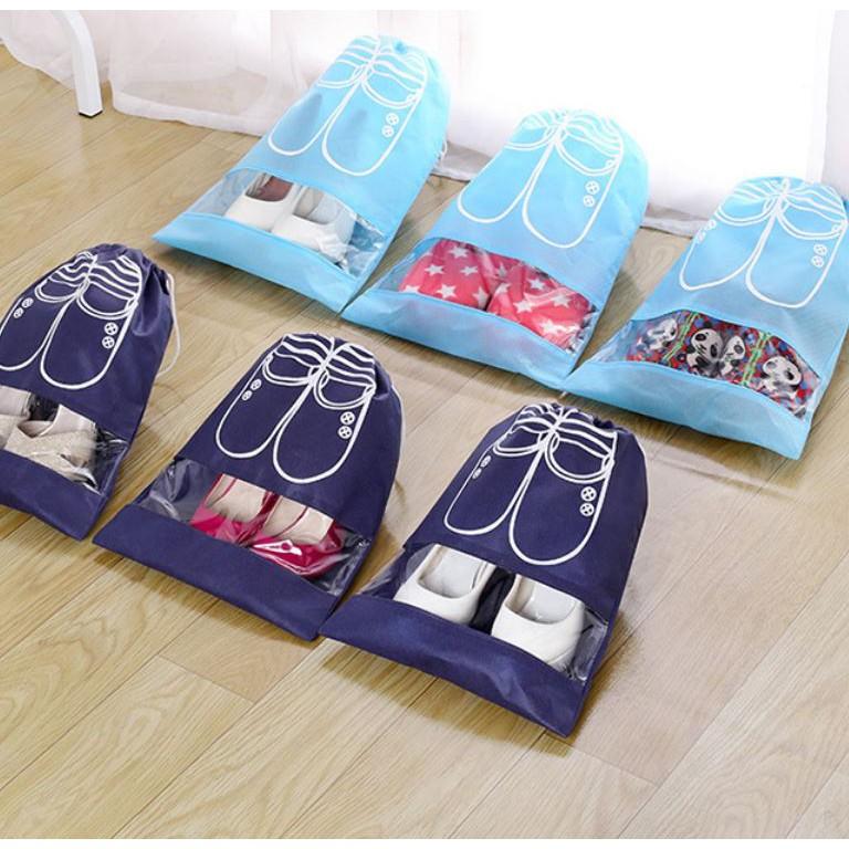 Túi đựng giầy size 37*27cm và 41*31cm