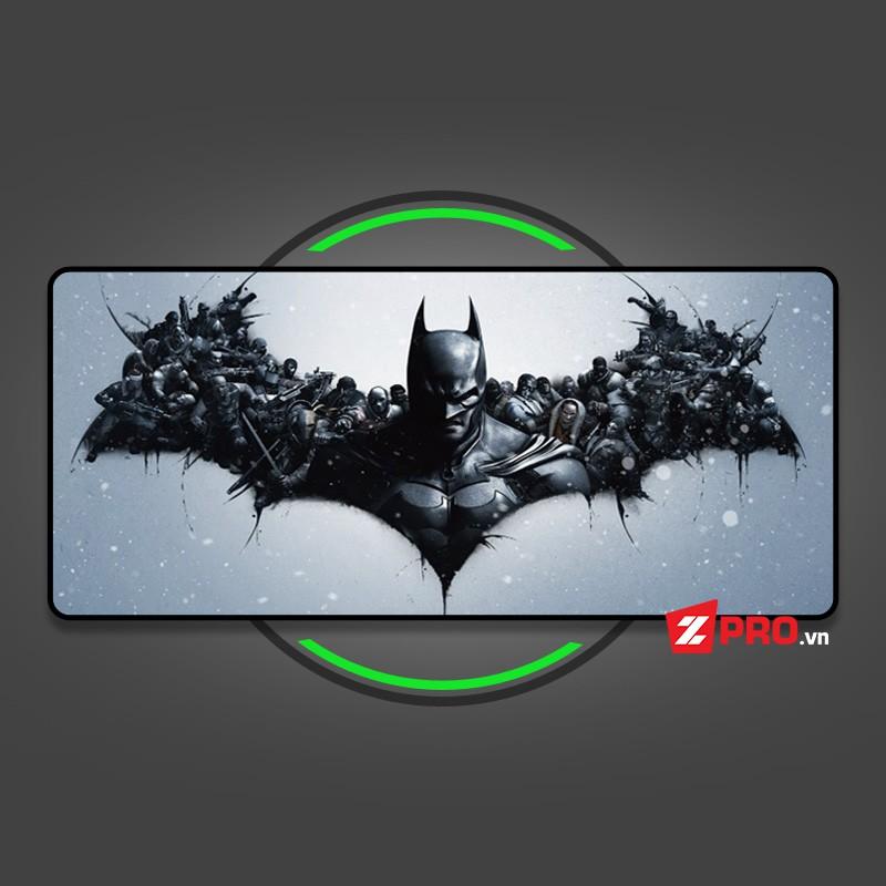 Lót chuột Batman 2 80x30 dày 3ly