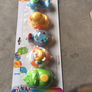Bộ đồ chơi nhà tắm canpol 2/594