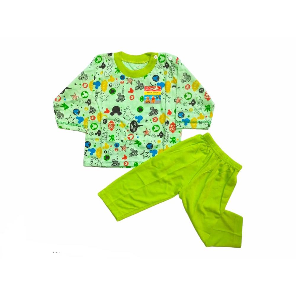 Bộ quần áo MIKI cho bé từ 0-2 tuổi