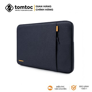 Túi Chống Sốc TOMTOC 360 Protective Macbook 13/15/16 inch Blue Black – (A13)