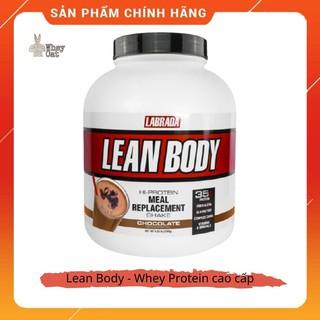 Lean Body Labrada – Bữa ăn thay thế hoàn chỉnh – Whey Cat