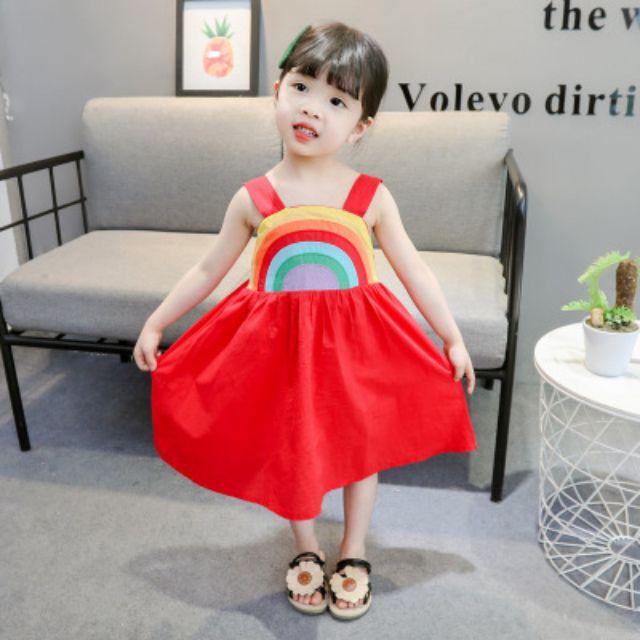 2549286810 - Váy đầm bé gái THẢO THATO