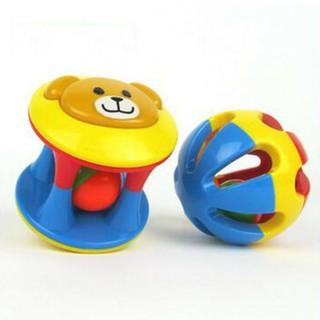 set 2 đồ chơi xúc xắc cho bé