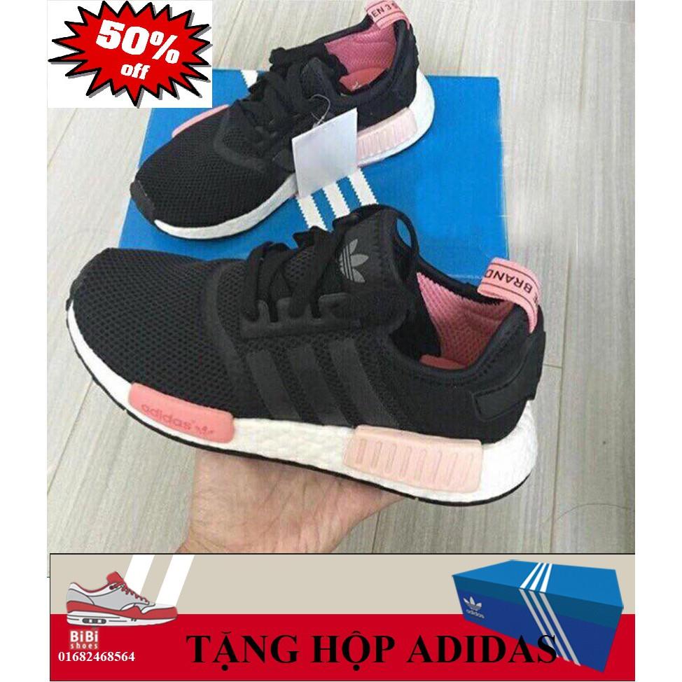 [TẶNG BOX] giày adidas NMD màu đen viền hồng nữ - 3009959 , 725520872 , 322_725520872 , 199000 , TANG-BOX-giay-adidas-NMD-mau-den-vien-hong-nu-322_725520872 , shopee.vn , [TẶNG BOX] giày adidas NMD màu đen viền hồng nữ