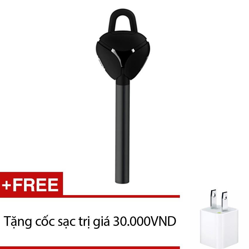 Tai nghe Bluetooth V4.1 Remax RB-T3 (Đen) + Tặng 1 cốc sạc - 2527660 , 108269310 , 322_108269310 , 381000 , Tai-nghe-Bluetooth-V4.1-Remax-RB-T3-Den-Tang-1-coc-sac-322_108269310 , shopee.vn , Tai nghe Bluetooth V4.1 Remax RB-T3 (Đen) + Tặng 1 cốc sạc