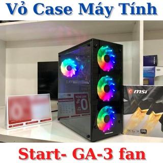 Vỏ case 2 mặt kính - Vỏ case game start GA thumbnail