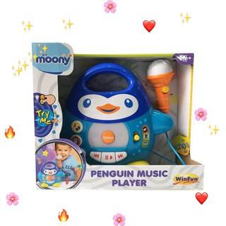 Đàn chim cánh cụt (kèm Micro)- Quà tặng Moony