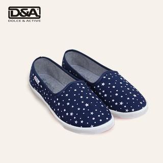 Giày slipon nữ D&A EPL1901 siêu nhẹ
