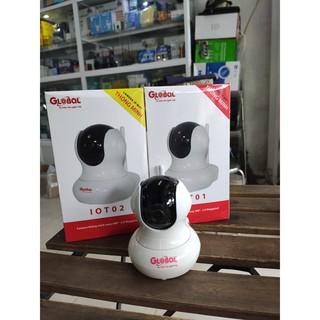 Camera Global WIFI Không Dây Việt Nam - Camera IP WIFI HD720P thumbnail