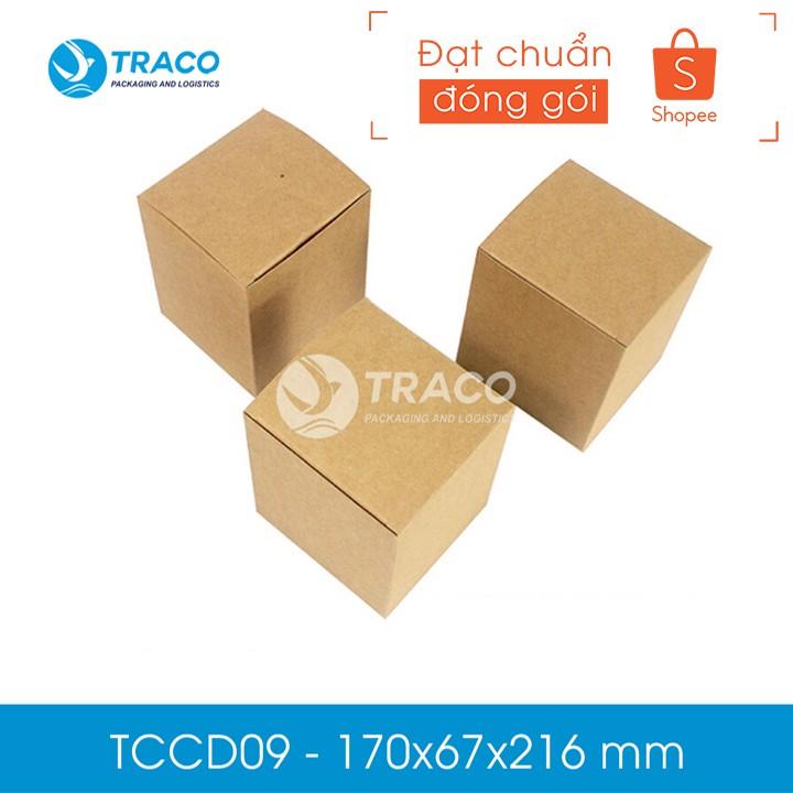 Combo 50 Hộp carton - 170X67X216 mm - TRACOBOX TCCD09