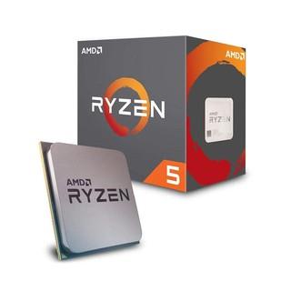 CPU AMD Ryzen 5 2600X - Hàng chính hãng BH 36 tháng thumbnail