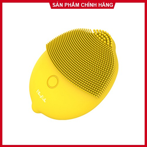 Máy rửa & massage mặt silicon Blingbelle Lemon